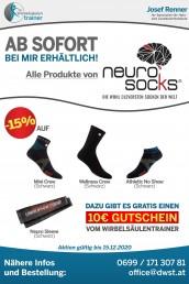 Neuro Socks - Aktion